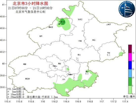 北京今晨迎初雪?专家称只是零星降雪或霰|北京|初雪