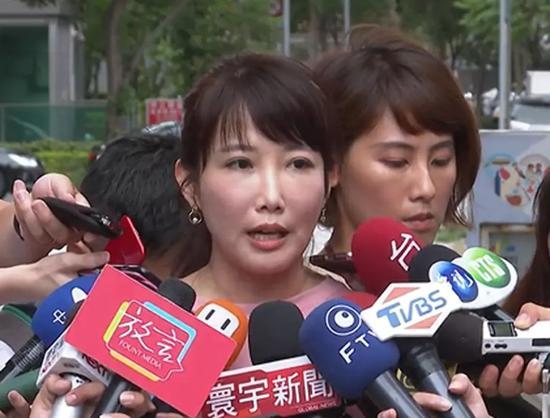 永龄基金会副执行长蔡沁瑜