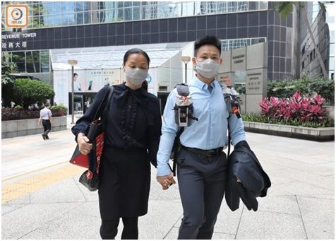 """香港""""修例风波""""首宗暴动案开始审理,港媒预计审讯需10天图片"""