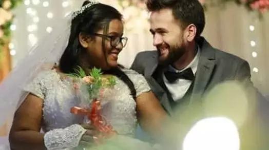 哈格在印度已經結婚(圖自:CNBC)
