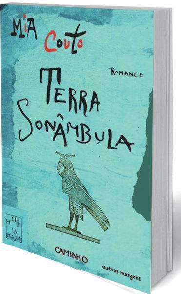 《梦游的大地》(Terra Son?mbula)葡萄牙语版书封