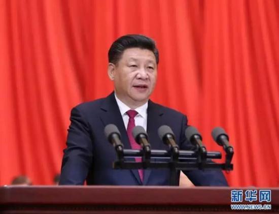 2016年7月1日,庆祝中国共产党成立95周年大会在北京人民大会堂隆重举行。中共中央总书记、国家主席、中央军委主席习近平在大会上发表重要讲话。新华社记者 刘卫兵 摄