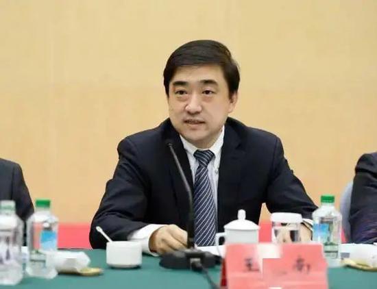 「亿兴代理」王大南任辽宁省亿兴代理卫健委主任图片