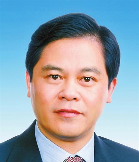 因工作调整 云南省委原书记陈豪不再担任省人大常委会主任图片