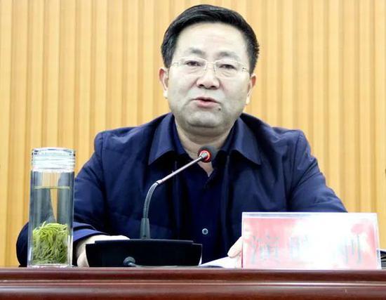 县长落马1年后,县委书记也被查了图片