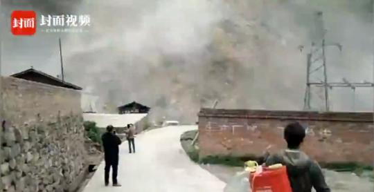 四川乐山马边山体垮方5万立方米 暂无人员伤亡校园规划设计说明