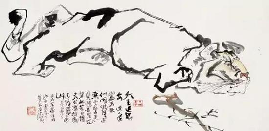 黄永厚先生作品