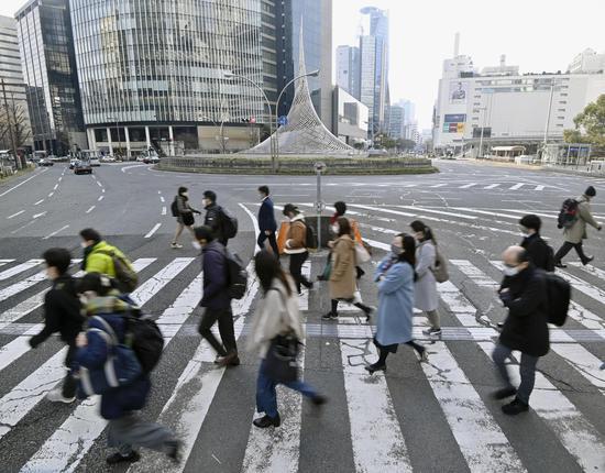 日媒:日本又有2县计划启动紧急状态