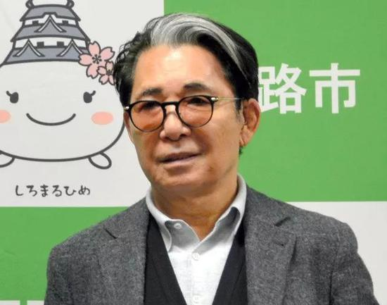 ▲高田賢三 圖據《朝日新聞》