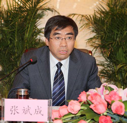 中陕核工业集团公司董事长张斌成被查(图/简历)图片