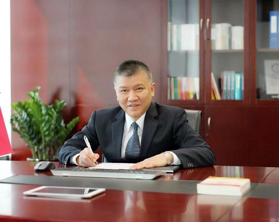 广州王老吉大健康产业有限公司董事长徐文流