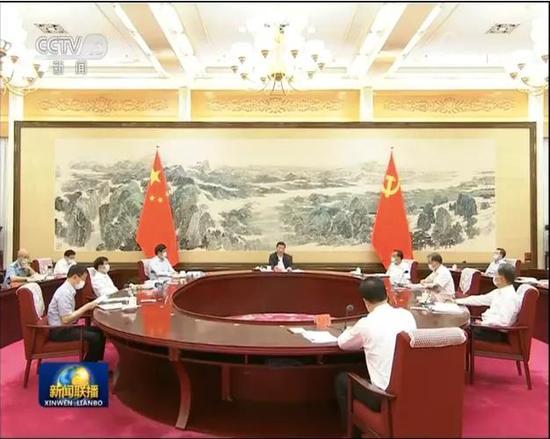中央政治局这次集体学习 透露了高层用人新风向图片
