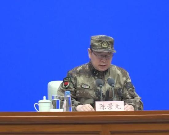 外媒问中国军队为何没出现感染病例,军委后勤保障部回应图片