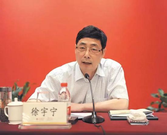 浙江省财政厅长徐宇宁任宁波市政协党组书记(图)