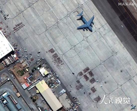 外媒:塔利班将于8月31日完全控制喀布尔机场