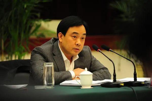 湖北省政府原秘书长别必雄被捕 有一个特殊情况图片
