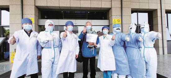 武汉一线专家谈抗疫感悟:清零来之不易 防控不可松懈图片
