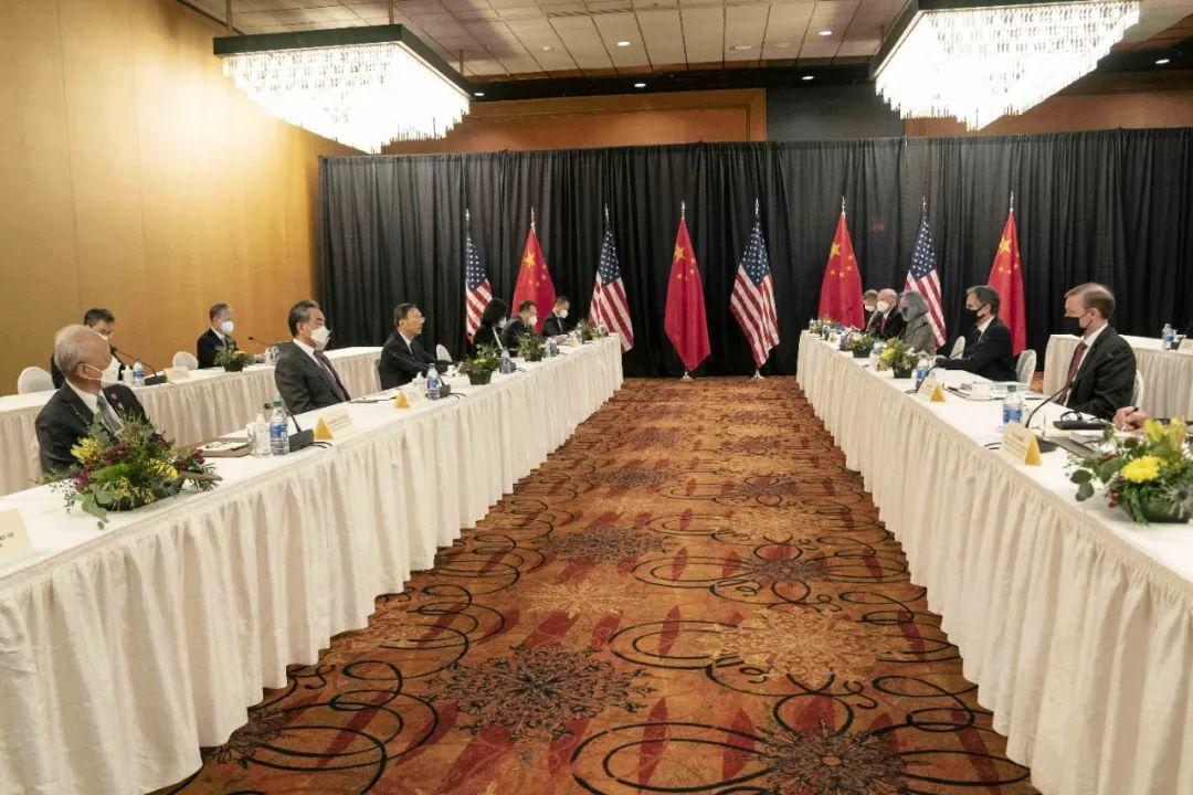 德媒:美方认为自己将令中国无话可说,但中方有备而来图片
