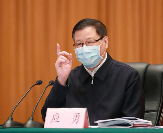 """武汉""""解封""""第二天,湖北召开这个重要会议图片"""