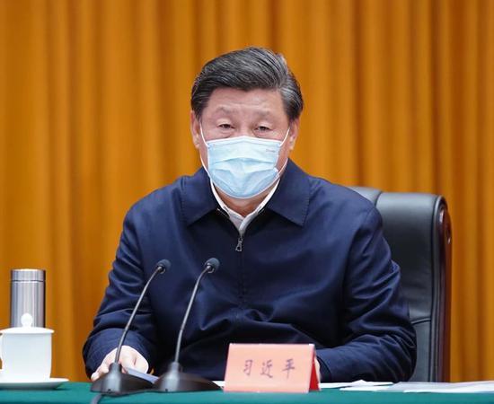 摩天娱乐:战摩天娱乐疫中习近平强调这样的中国精神图片