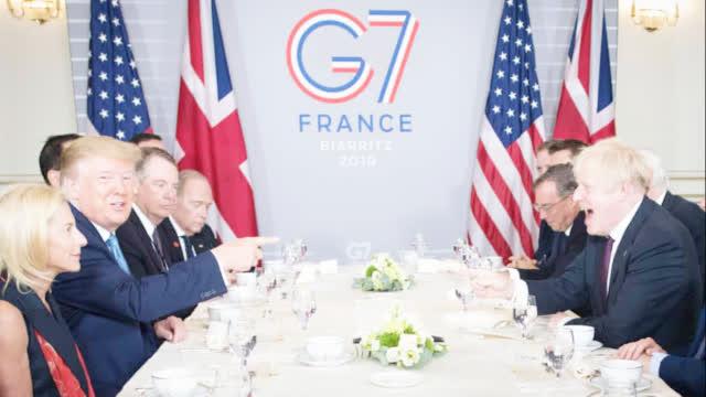 视频-贸易战玩得太过火,欧洲盟友们向特朗普说不