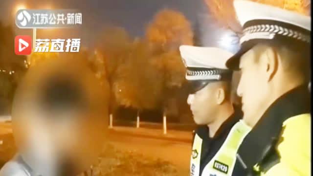 视频-怎么又是你?男子两次酒驾同一地点同一时间被同一民警抓
