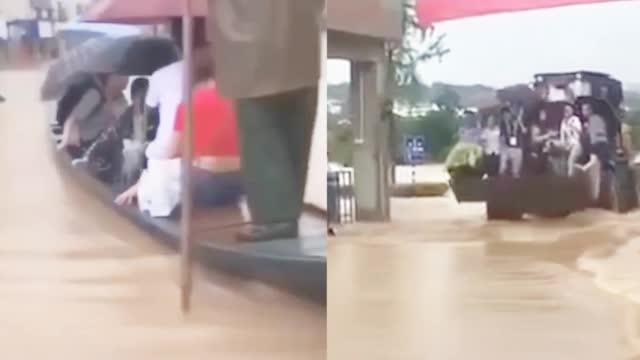 洪涝灾害致安徽歙县高考延迟 语文、数学试卷将更换