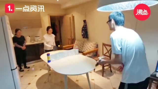 哈萨克斯坦中国留学生设出行制度抗疫情:不遵守就搬出去