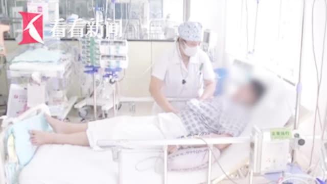 10岁170斤小男孩吃出急性胰腺炎  全身20小时血液净化保住性命