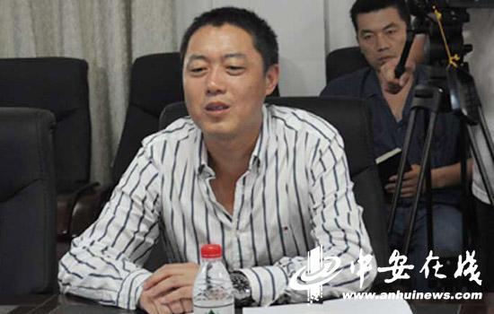 昊源化工集团董事长、总经理郑高潮