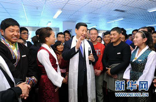 达赖集团竟称汉族不能在高原繁衍,足见其用心险恶