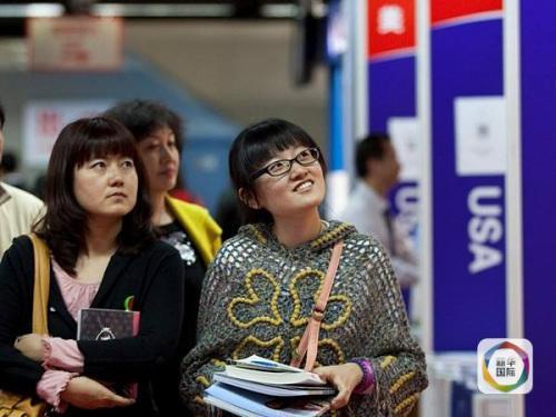 中国父母都希望孩子有一个好前程,纷纷将目光投向了大洋彼岸的美国。(图片来源:互联网)