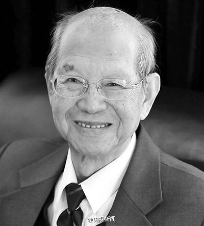 中国科学院院士谢家麟先生逝世