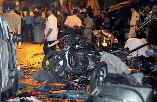 2008年11月26日夜至27日凌晨,印度孟买发生连环袭击。