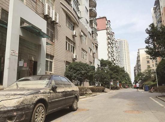 武汉南湖渍水后二手房交易陷