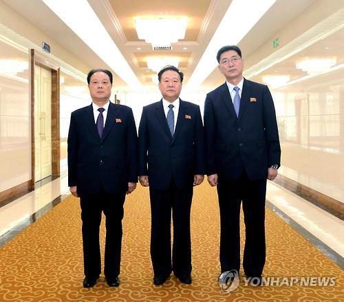 韩媒称崔龙海赴里约经停北京 或推进中朝接触