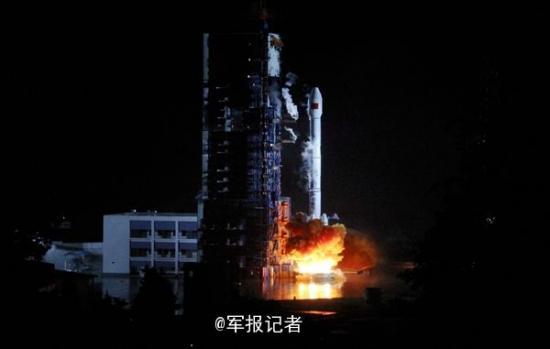 天通一号01星成功发射。