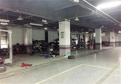 汽车4S店突停业人去楼空 一两千辆车保养无着落