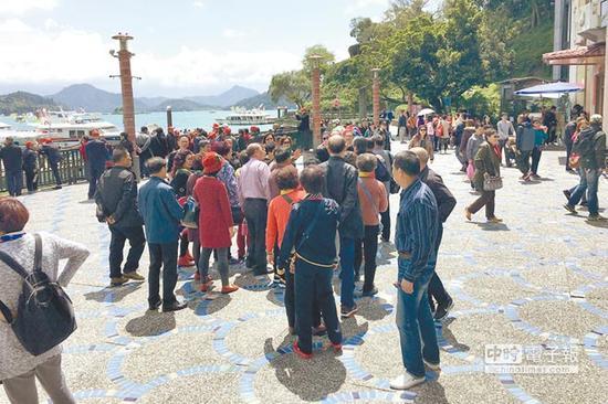 台旅游业因陆客锐减面临倒闭潮 吁当局承认 九二共识