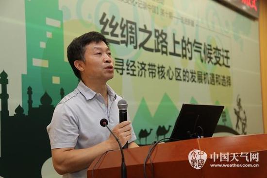 2016 应对气候变化记录中国 新疆行正式启动
