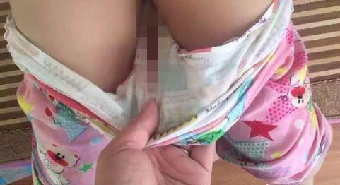 5岁女童下体青肿流血自称跌伤 儿童园视频少4分钟