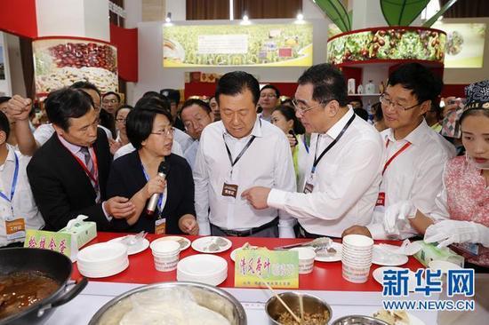 小杂粮的大奔腾——吕梁市县指导率队组团进京卖农货的暗地里
