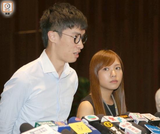 香港辱华议员拒绝道歉 港立法会裁定其宣誓无效