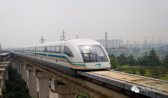 上海快速磁浮列车