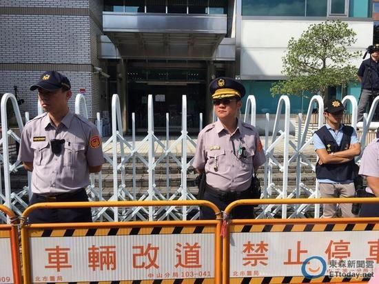 """台当局""""不当党产委员会""""。(图片来源:台湾东森新闻云)"""