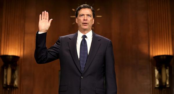 FBI局长詹姆斯·科米