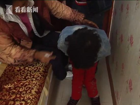 禽兽姑父性侵六岁侄女长达一年 节目截图