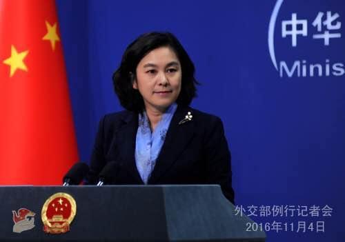 外交部:坚决反对韩方对中国渔民使用过激手段