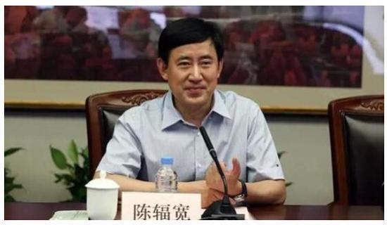"""陈辐宽""""空降""""山东纪委书记 曾在公检系统31年"""