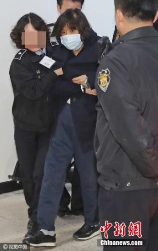韩国执政党议员:朴槿惠意志消沉 一度流泪